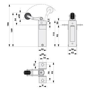 Dimensions-Standard-Haushahn-203008