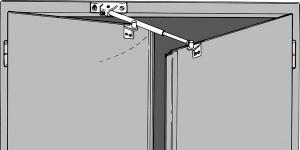 Door sequence selector SR 90 - installation