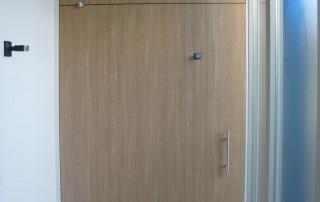 Ferme-porte au sol WAB 180 Application