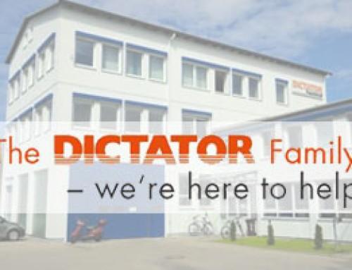 DICTATOR – La famille à vos côtés : assurer la relève et l'entente entre les peuples