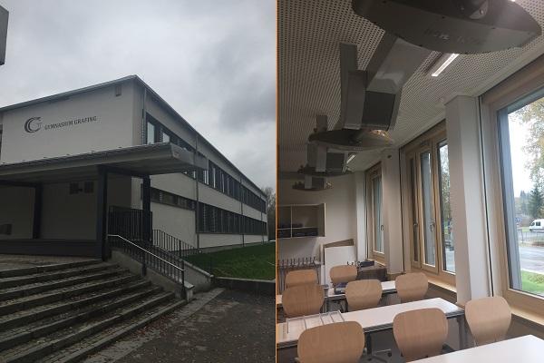 Les amortisseurs-limiteurs d'ouverture protègent les fenêtres contre les dommages