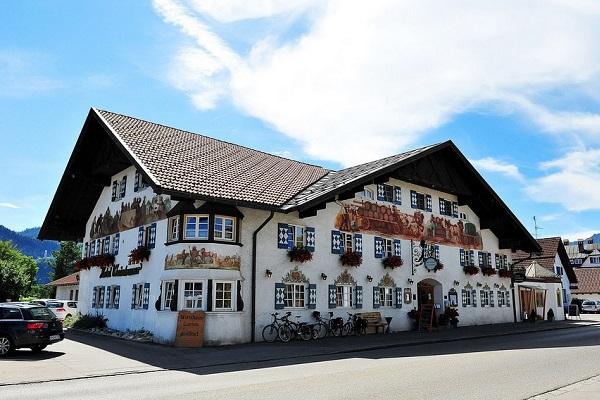 Hôtel Weinbauer, Schwangau (Allemagne)