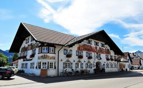 Hôtel Weinbauer aujourd'hui