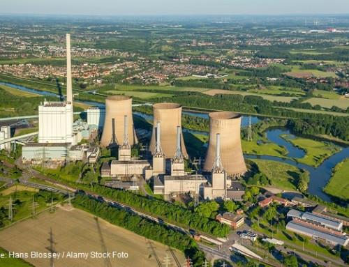 Soupression dans bâtiment de centrale électrique rend des portes un risque incalculable