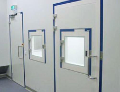 Sas dans des systèmes de salles blanches pour des déroulements sûrs