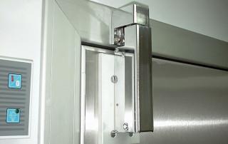 Amortisseur de porte V 2000 chambre frigorifique