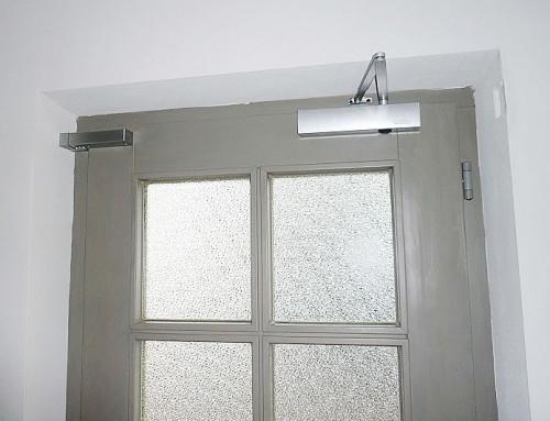 Nouveaux modèles d'amortisseurs de portes pour exigences croissants