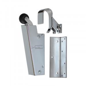 Amortisseur de porte V 1600 avec cornière pour des portes coulissantes