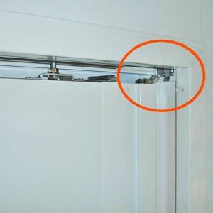 DICTATOR systèmes d'amortissement portes coulissantes pour amortir le mouvement de portes