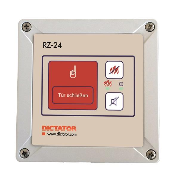 Feststellanlagen Zentrale RZ24