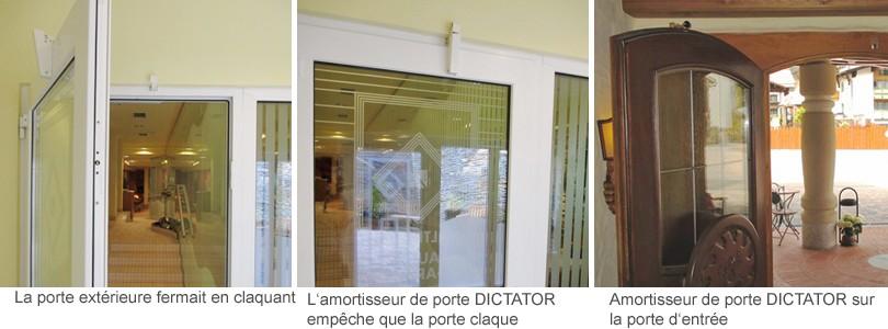 DICTATOR Amortisseur de porte hotel