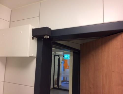 DICTAMAT 50 – ferme-porte pour des portes pliantes