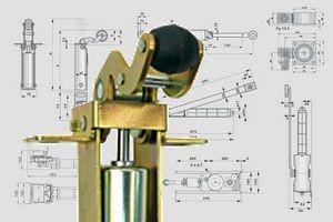 produits ferme-portes ressorts a gaz amortisseurs hydraulics