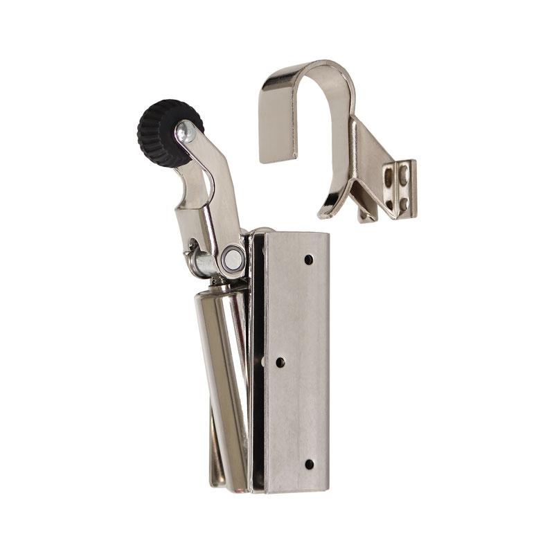 Amortisseur de portes coulissantes z1100 avec corni re de montage - Montage de porte coulissante ...